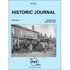 HJ914 Historic Journal (March 2016)